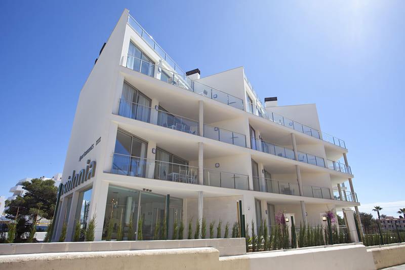 Fotografía edificio Apartaments Posidonia