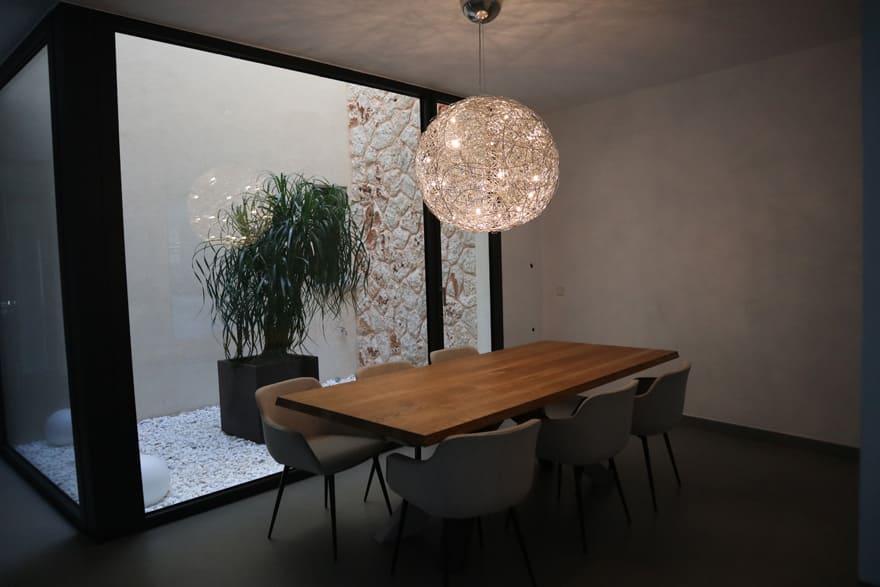 Interior vivienda unifamiliar